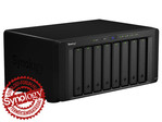 Synology DiskStation DS1815+ 8-lemezes NAS (4x2,4 GHz CPU, 2 GB RAM)